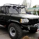 Автомобили на базе ГАЗ 66