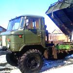 Грузовые автомобили ГАЗ-66 с дизельным двигателем