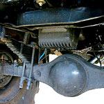 Задний и передний мост для ГАЗ-66