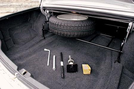 объем багажника газ 3110