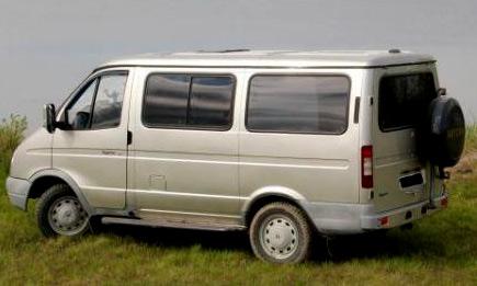 баргузин кузов