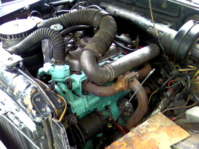 дизельный газ 3110