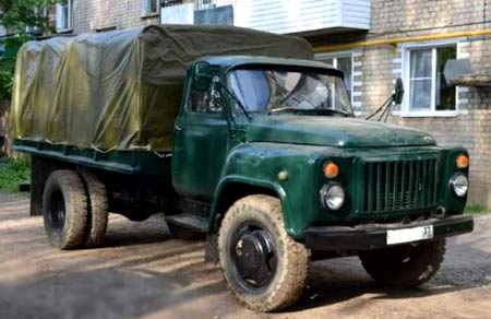 ГАЗ  53Н