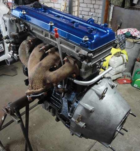 мотор змз  406