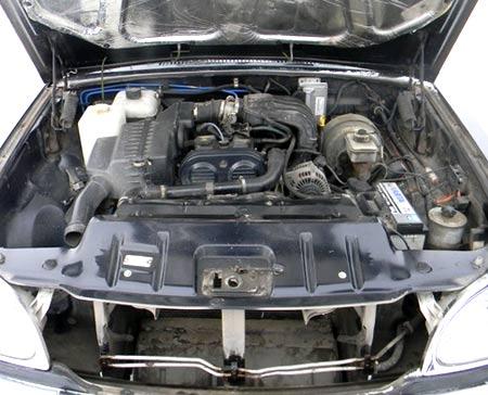 двигатель Chrysler 2,4 л