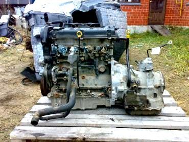 двигатель Chrysler 2.4L