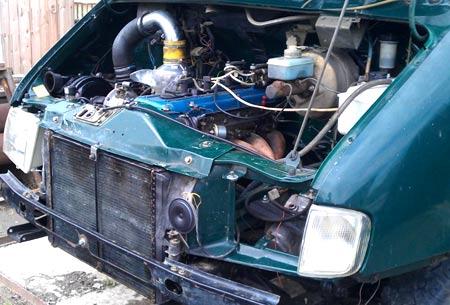 газель 406 мотор