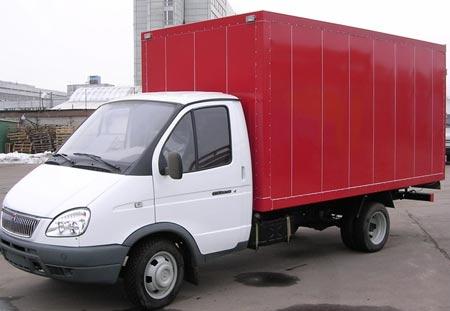фургон на шасси 3302