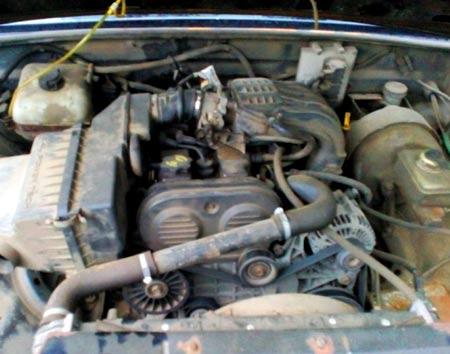 двигатель крайслер 31105