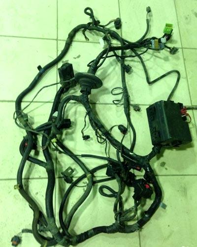 Электропроводка волга siber