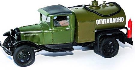 топливозаправщик  газ БЗ-48