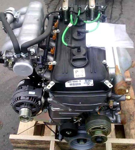 двигатель МЗ 405