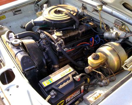 двигатель 4021.10