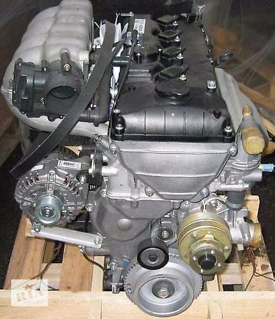 газ 2705 двигатель
