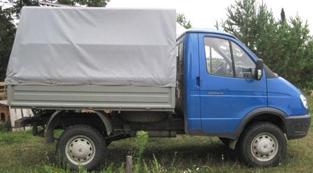 грузовой газ Соболь