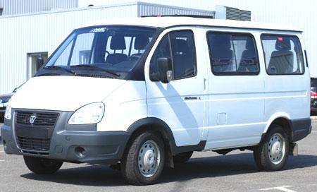 ГАЗ-2217 Баргузин