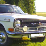 Автомобили ГАЗ-2410 «Волга»