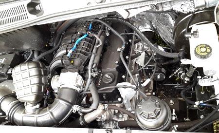 Двигатель Evotech A274