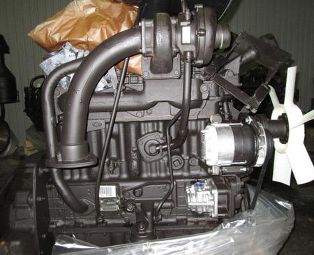 ММЗД-245 ГАЗ 3309