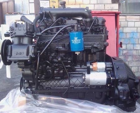 Двигатель Д245.9Е2-257