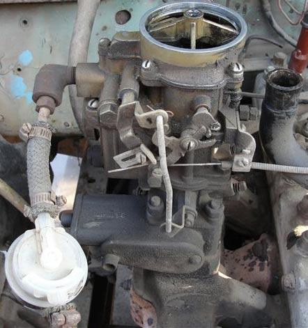 карбюратор газ 52