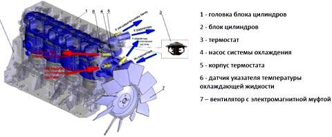 двигатель evotech