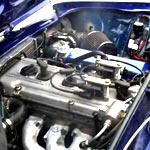 Двигатель ЗМЗ 406 установленный на автомобиле ГАЗ-31105