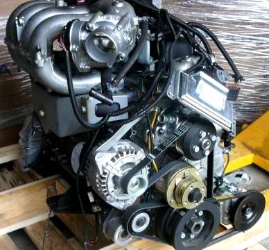 двигатель умз 4216