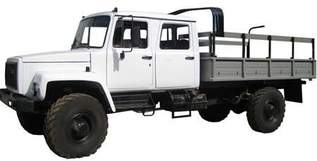 ГАЗ 33081 Егерь 2