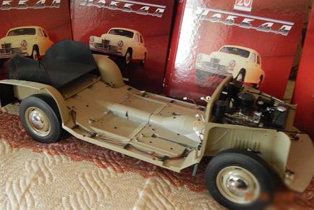 модель газ м20