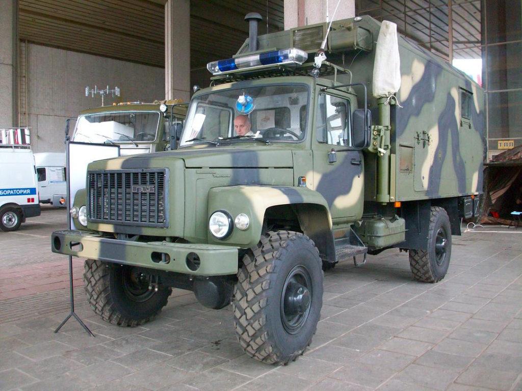 ГАЗ 33097 Садко