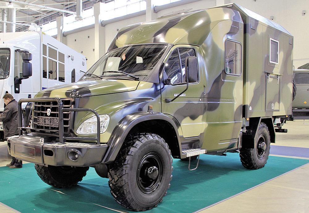 ГАЗ-33081 «Тайга-VIP»