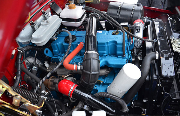 Двигатель ГАЗ 33097