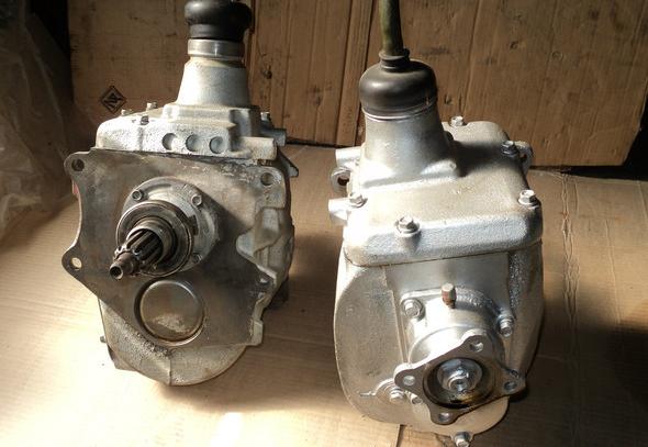 коробка передач ГАЗ 66