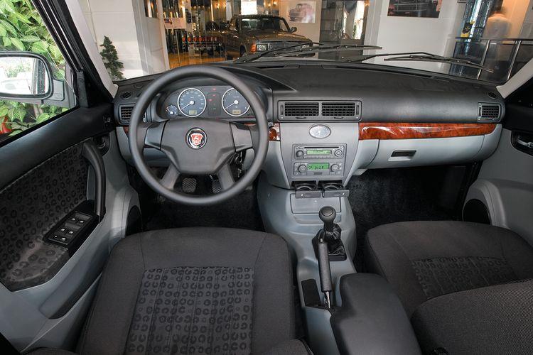 салон ГАЗ 31105