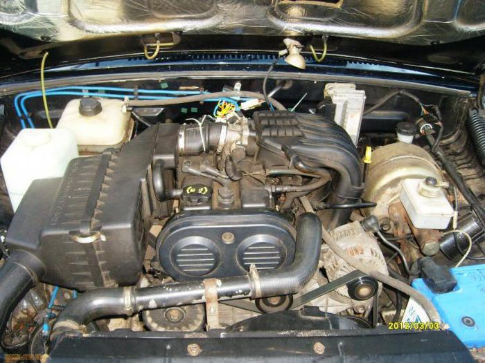 двигатель Газ 31105
