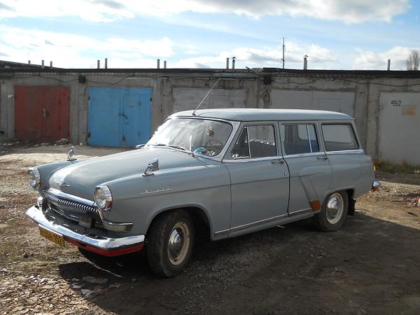 ГАЗ-22Г