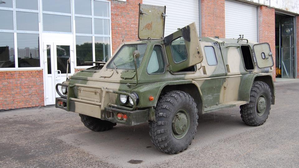 ГАЗ 3937