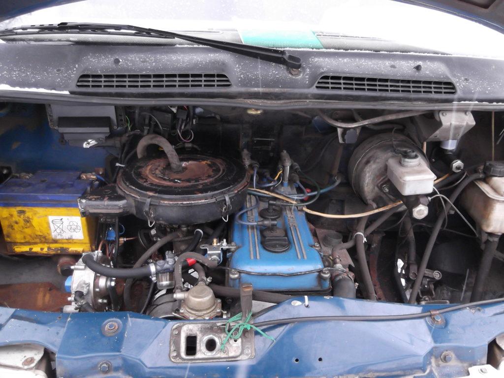 двигатель ГАЗ 27057