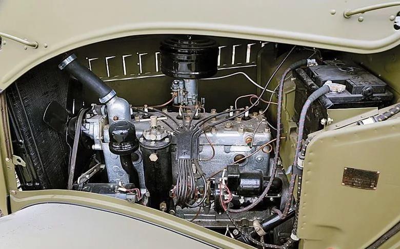 двигатель Газ 61