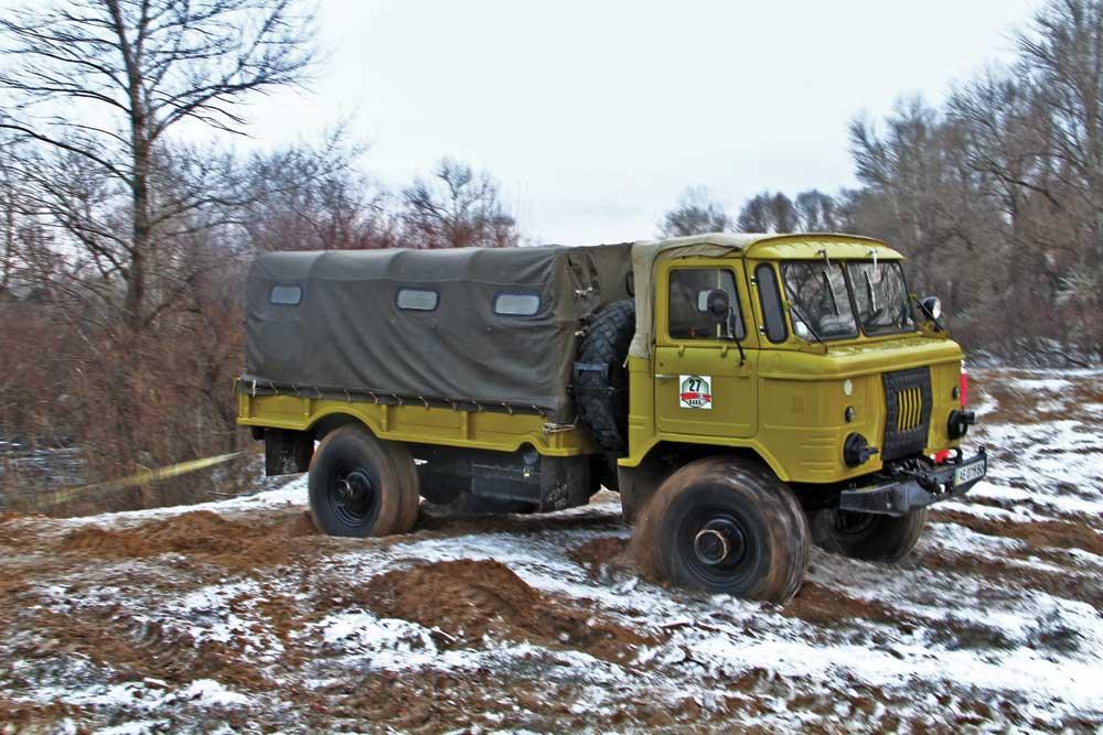 ГАЗ 66Б
