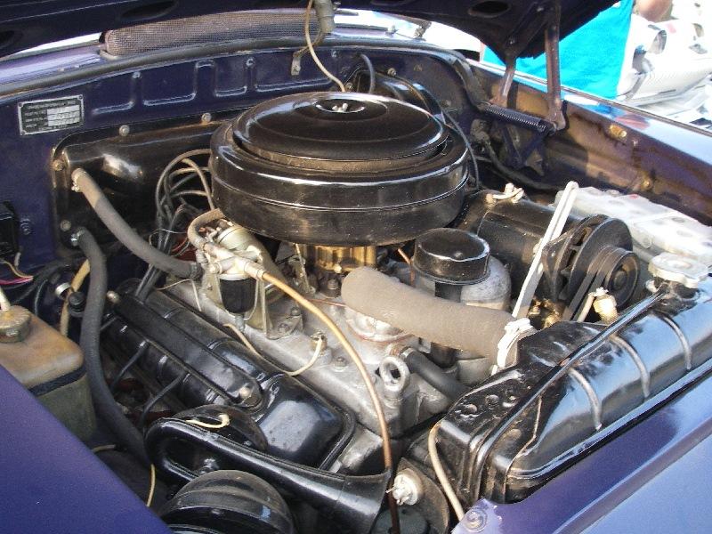 двигатель ГАЗ-23
