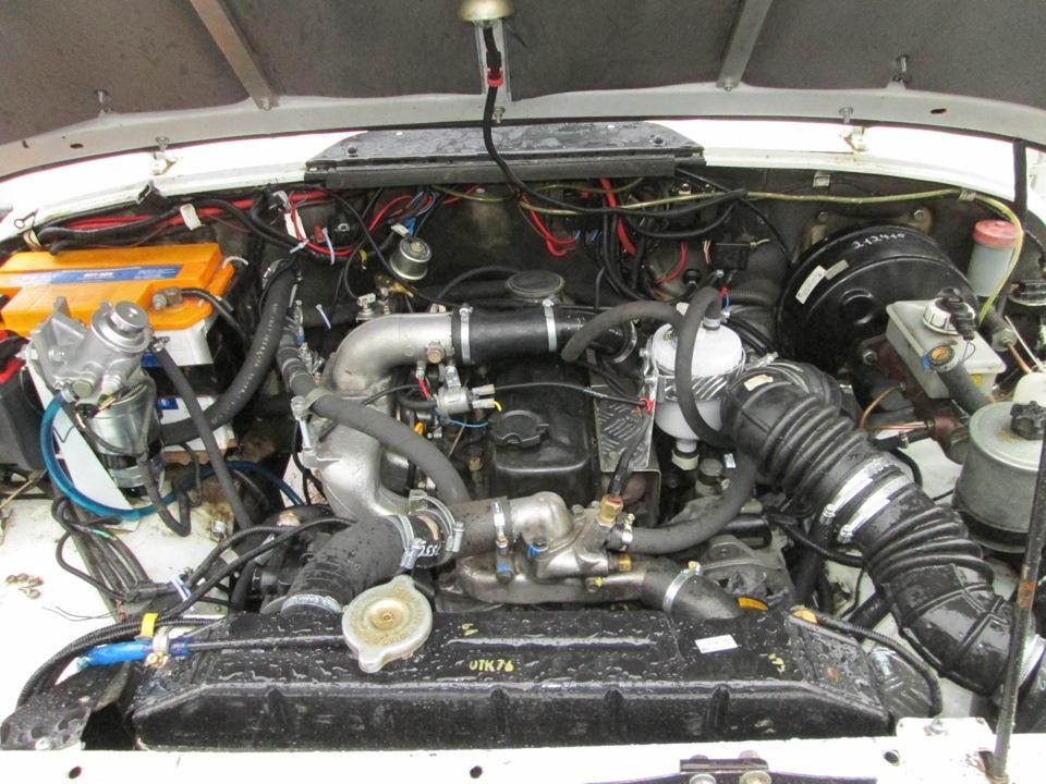 двигатель nissan td27t