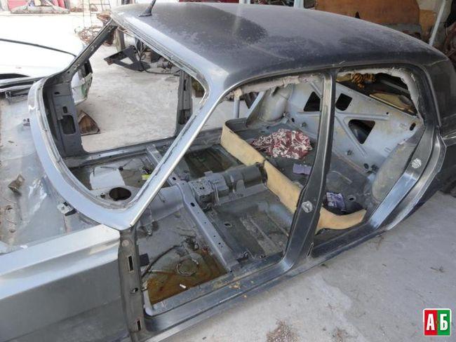Кузов ГАЗ 31105