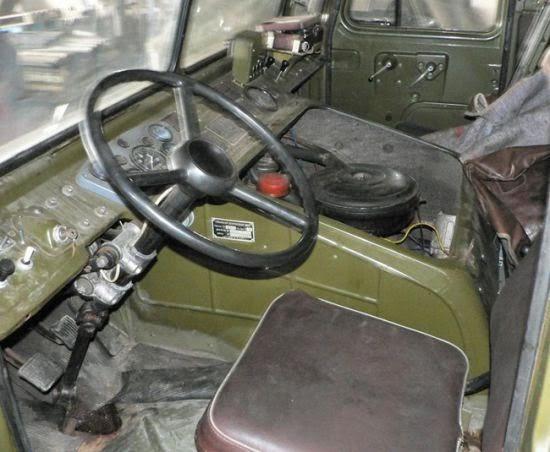 салон ГАЗ 66