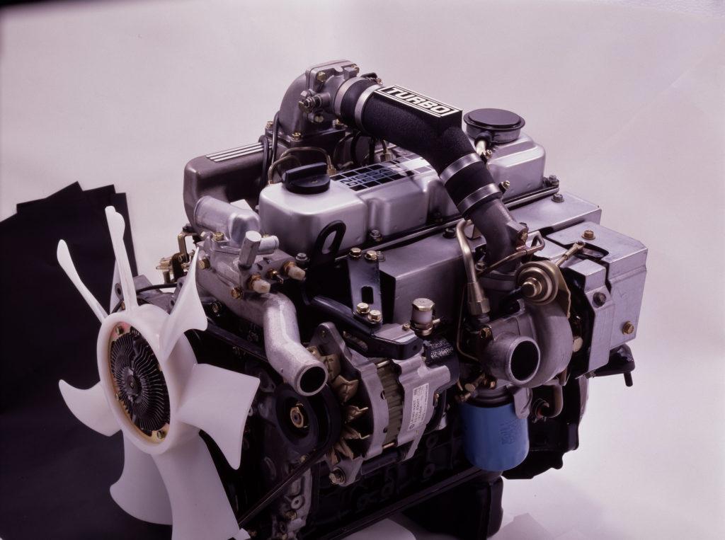 мотор Nissan TD27TI