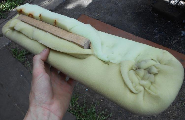 обшивка подлокотника