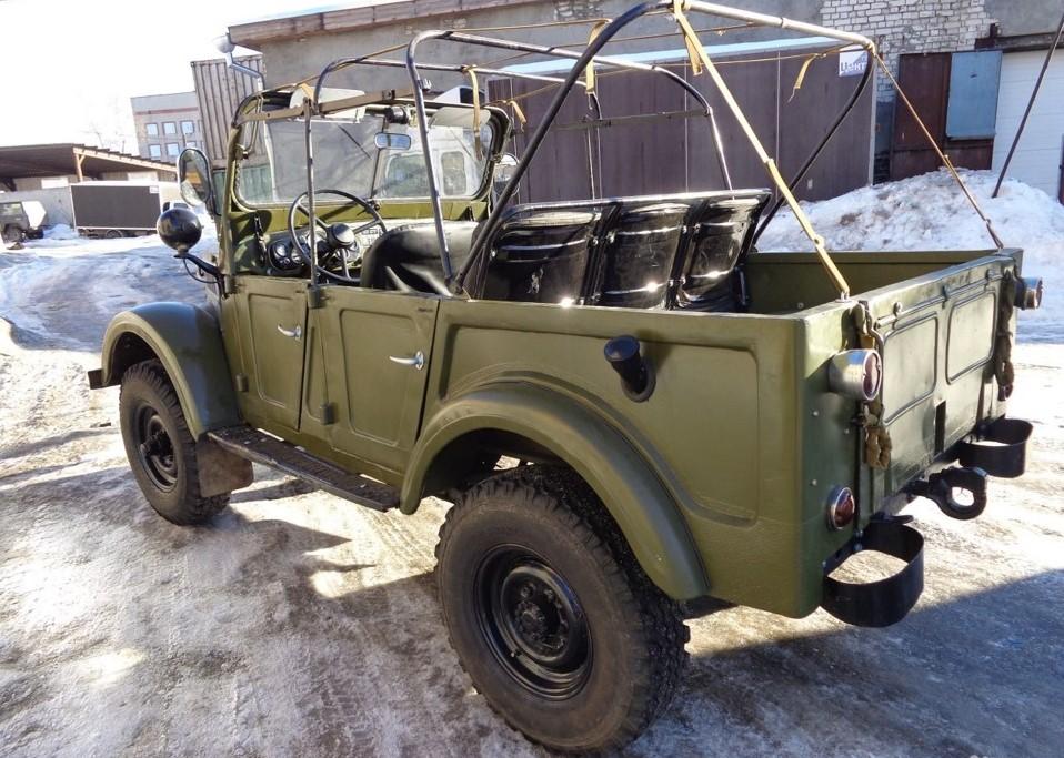 каркас на ГАЗ-69