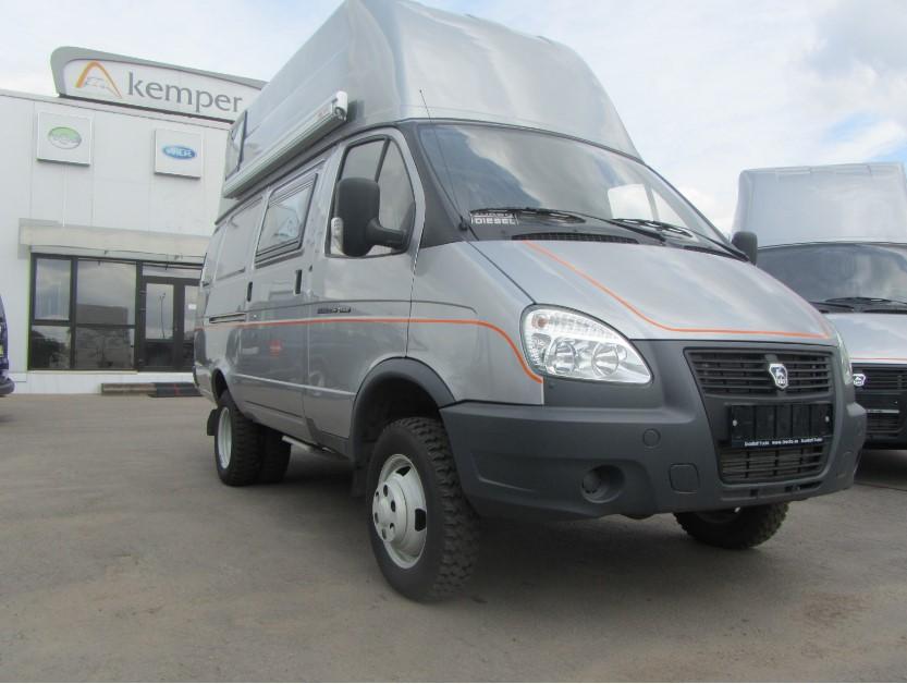 кемпер ГАЗ-2705