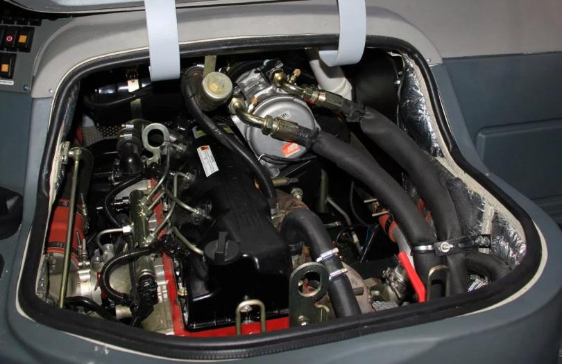 пример двигателя